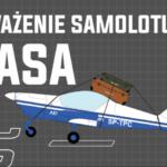 Wyważenie samolotu – cz. 1 Masa