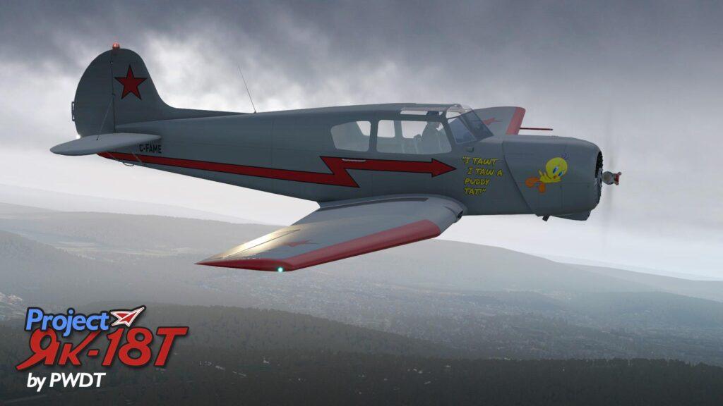 Yak-18T